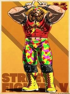 Latest Street Fighter V Alternate Costumes Concept Art