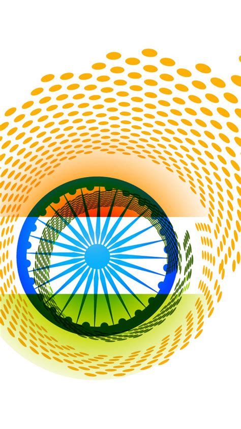 Free India Flag For Mobile Phone Wallpaper 9 Of 17