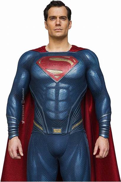 Superman Transparent Henry Cavill Promo Pngkit