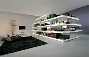 étagère Séparation De Pièce : biblioth ques galerie photos de dossier 112 175 ~ Premium-room.com Idées de Décoration