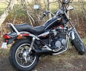 1983 Honda Nighthawk 550