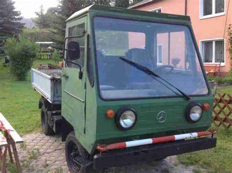 Multicar M25 Nutzfahrzeuge Angebote