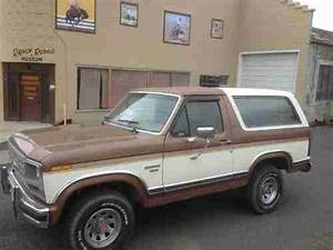 Purchase New 1986 Ford Bronco With Newly Rebuilt Low Miles