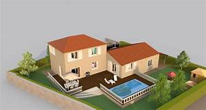 sweet home 3d modele maison 0 exemple de plan de maison en With sweet home 3d modele maison