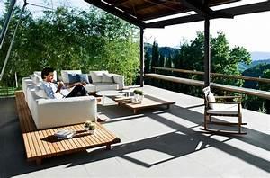 Lounge Insel Outdoor : outdoor lounge serie vis vis zum idyllischen relax ~ Bigdaddyawards.com Haus und Dekorationen