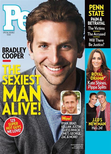 People names Bradley Cooper 'sexiest man alive' - silive.com