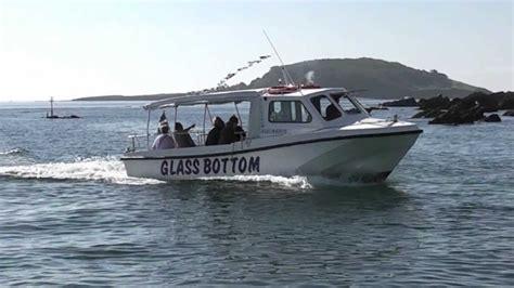 Boat Trip Cornwall glass bottom boat trips looe cornwall