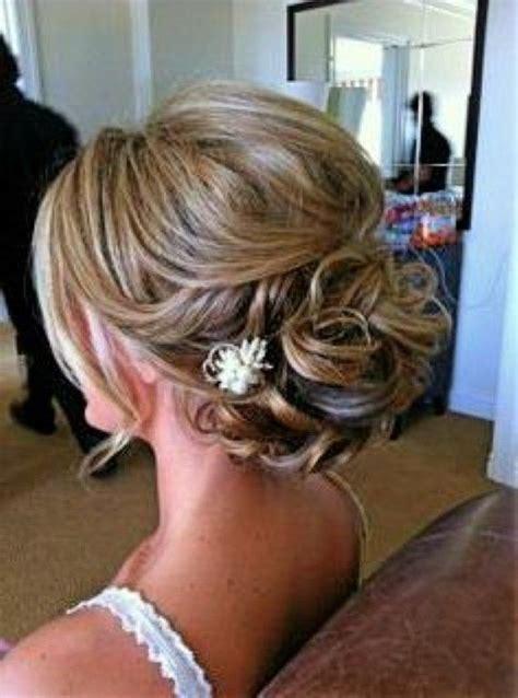 wedding hairstyles for short fine hair   kristen's wedding