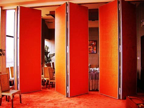 china folding partition wall  pictures