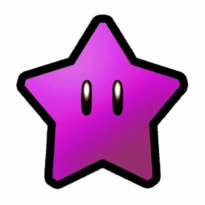 Purple Star Coin Mario Super 3d Stars