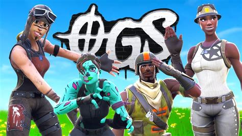 Welcome To My Og Skin Fortnite Clan (rare Skins Only