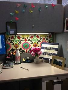 20 Creative DIY Cubicle Workspace Ideas House Design And