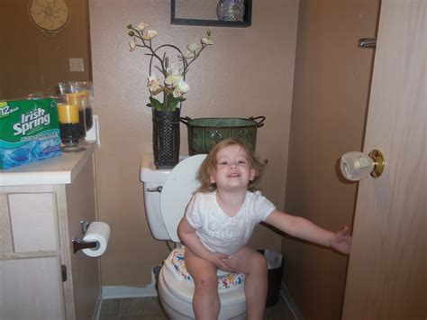Pampers Potty Training Kit Free Little Girl Potty Time