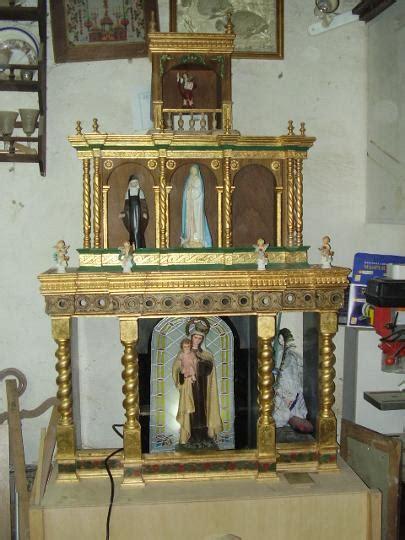 el tallercito restauracion de iglesias  retablos en avila