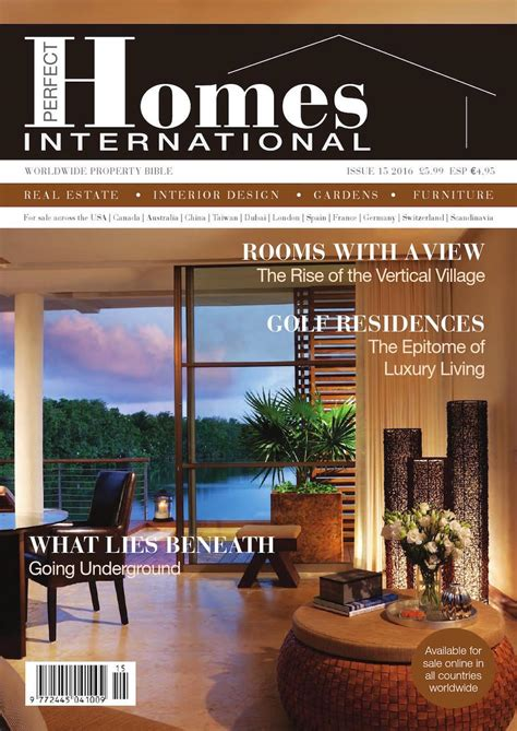 Interior Magazines by Homes International Spain Koket1 Homes
