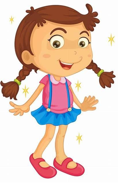 Cartoon Clipart Child Anime Children Woman Clip