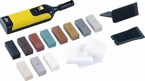 Kit Réparation Carrelage : kit de r paration pour carrelage et dalles 11 couleurs et ~ Premium-room.com Idées de Décoration