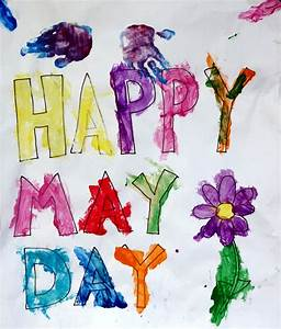 Happy May Day | Bart Everson | Flickr