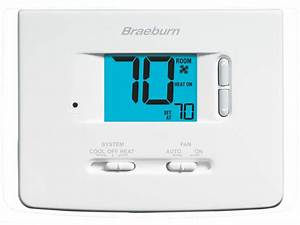 Builder Model 1020nc Thermostat