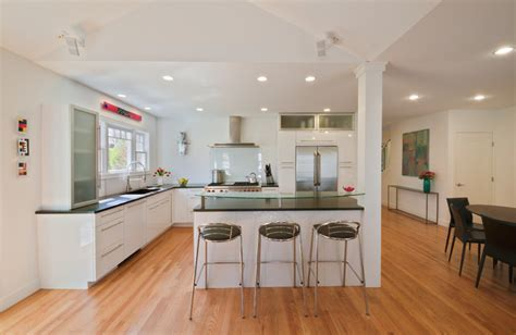 Maywood Ave. Home, Ann Arbor   Contemporary   Kitchen