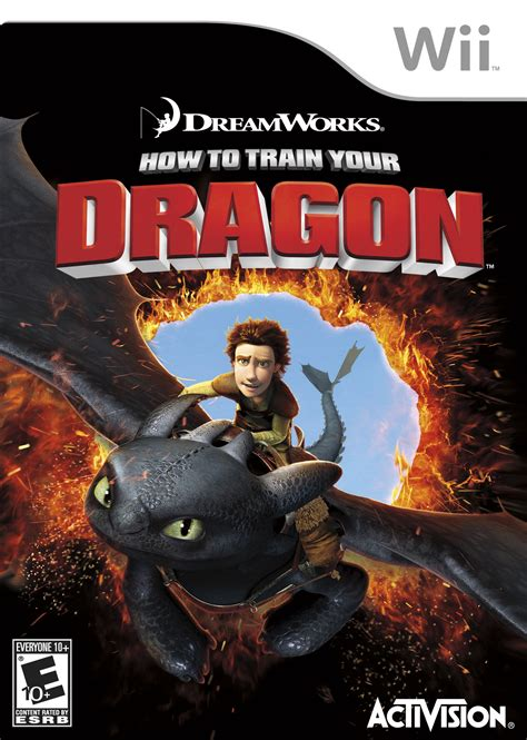 Planned All Along How To Train Your Dragon (wii