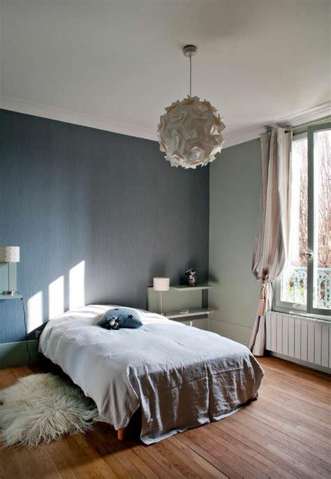 Decoration De Chambre D Une Ancienne Maison Dans La Région Parisienne Totalement