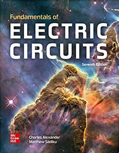 Fundamentals of Electric Circuits (7th Edition ) - Book — CST