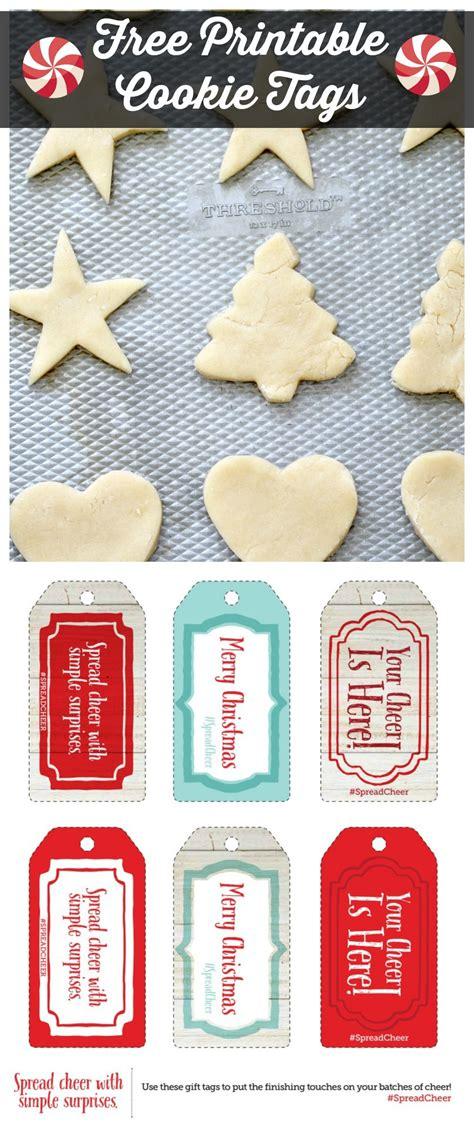 cookie tag printables