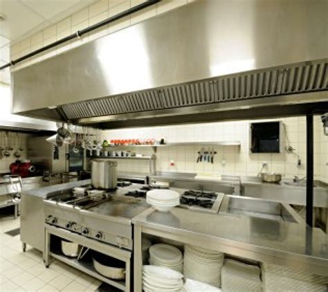 Commercial Kitchen Hoods   Buildipedia