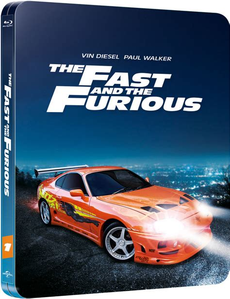 fast   furious zavvi exclusive limited edition