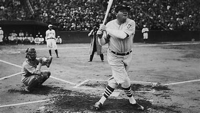 Ruth Babe Baseball Run Player American Hits