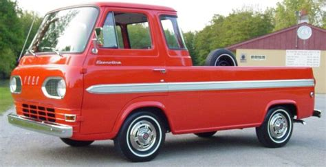 My Ford Dreams Cl Ic Econoline Pickup Remember These