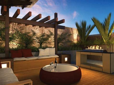 plan de dressing chambre amenagement petit jardin moderne salon design ideeco