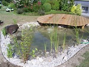 Kleinen Teich Anlegen : kleinen gartenteich anlegen einen kleinen gartenteich ~ Michelbontemps.com Haus und Dekorationen