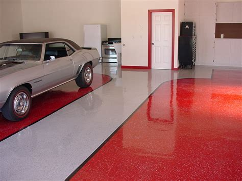 Steps To Install Garage Floor Paint ? Suzuki Auto Flooring