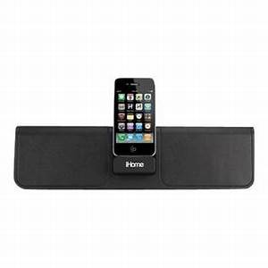 iHOME IP46B Portable Rechargeable Stereo Speaker System