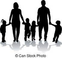 Foster care Vector Clipart Royalty Free. 109 Foster care ...
