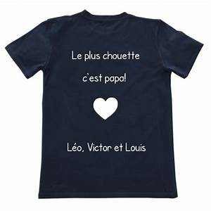 T Shirt Personnalisé Fete Des Peres : f te des p res le blog de l 39 atelier des filous ~ Melissatoandfro.com Idées de Décoration