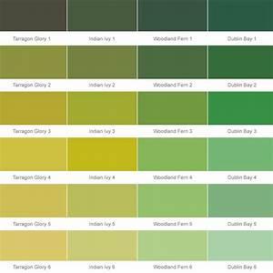 Dulux Interior Paint Colour Charts