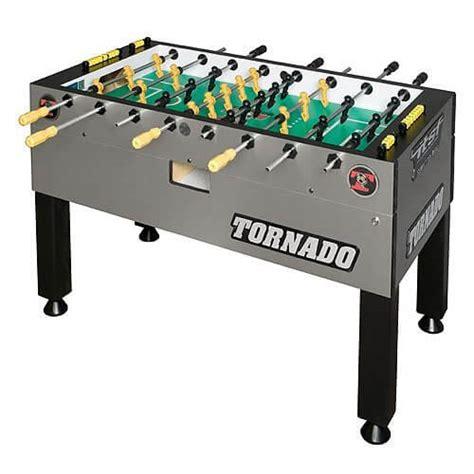 tornado tournament  foosball table review