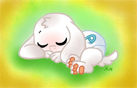 Baby Asriel By Lilli-villa On Deviantart