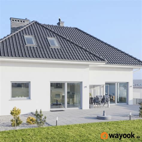 Tipos De Tejados Para Casas Techos Y Tejas Wayook