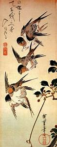 Style, Japanese art and Birds on Pinterest