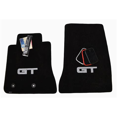 floor mats with ford logo ford mustang floor mats gt logo