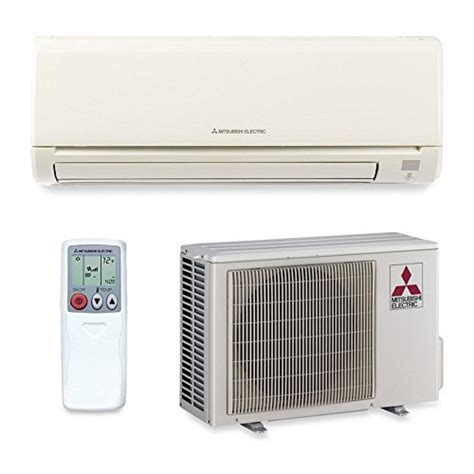 Mitsubishi Ductless Split System Air Conditioner by Mitsubishi My Gl12na 12 000 Btu 23 1 Seer Wall Mount