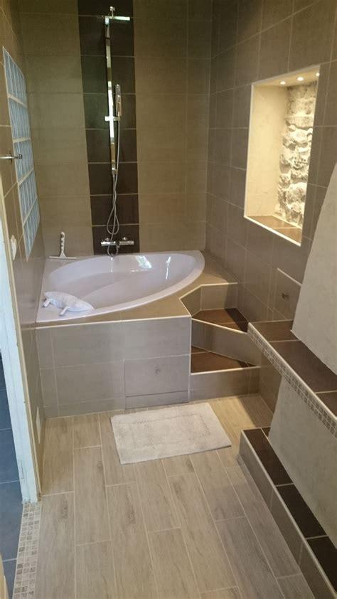salle de bain de ma chambre parentale coin douche bain