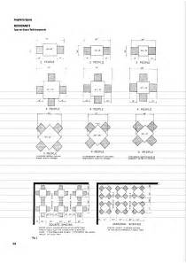 Standard Dining Room Furniture Dimensions by Types And Sizes Of Table Arrangements Iremozn Cafe