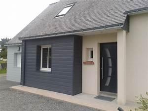 Hausfassade Weiß Anthrazit : kunststoffpaneele kerrafront f r den aussenbereich ~ Markanthonyermac.com Haus und Dekorationen