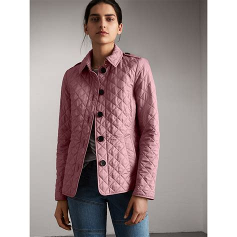 burberry quilted jacket quilted jacket in vintage burberry