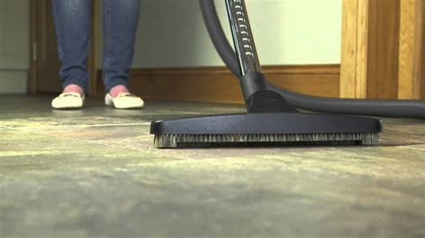 hard floor brush  beam central vacuum system youtube